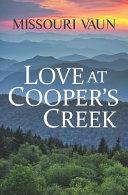 Love at Cooper's Creek Book Cover