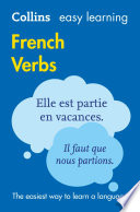 Easy Learning French Verbs  Collins Easy Learning French
