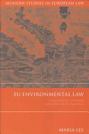Eu Environmental Law