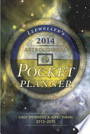 Llewellyn s 2014 Astrological Pocket Planner