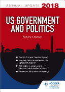 US Government & Politics Annual Update 2018