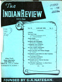 The Indian Review