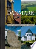Danmark - 4.000 oplevelser - historie/kultur/natur