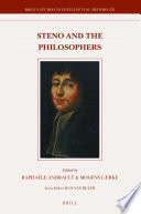 Steno And The Philosophers