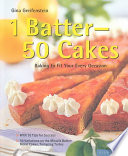 One Batter  Fifty Cakes