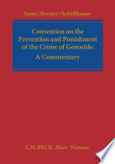 Convention on the Prevention and Punishment of the Crime of Genocide,