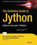 download ebook the definitive guide to jython pdf epub