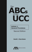The ABCs of the UCC Article 1
