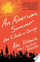 An American Summer Book PDF