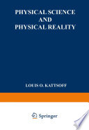 Physical science and physical reality