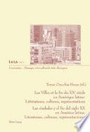 Ciudades y el fin del siglo XX en América latina