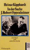 In der Sache J. Robert Oppenheimer