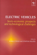 Electric Vehicles book