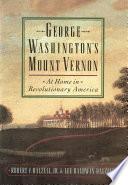 George Washington s Mount Vernon