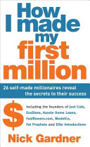 How I Made My First Million Book