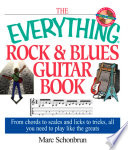The Everything Rock   Blues Guitar Book