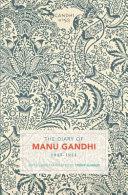 The Diary of Manu Gandhi