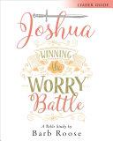 Joshua   Women s Bible Study Leader Guide
