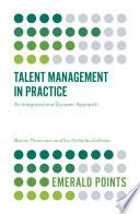 Talent Management in Practice