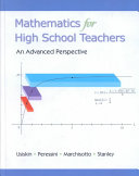 Mathematics for High School Teachers