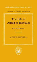 The Life of Ailred of Rievaulx