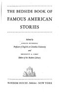 The Bedside Book of Famous American Stories