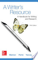 A Writer s Resource  comb version  Student Edition