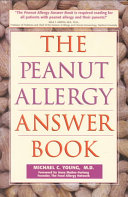The Peanut allergy answer book