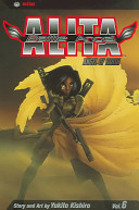 Battle Angel Alita, Vol. 6