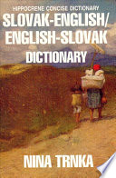 Slovak English  English Slovak Dictionary