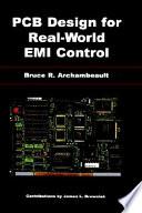 PCB Design for Real World EMI Control