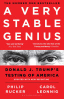 A Very Stable Genius Book PDF