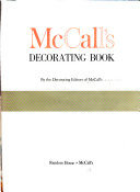 McCall s Decorating Book