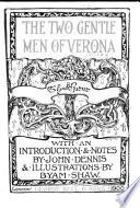 The Chiswick Shakespeare  Two gentlemen of Verona