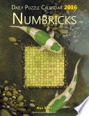 Daily Numbricks Puzzle Calendar 2016