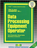 Data Processing Equipment Operator