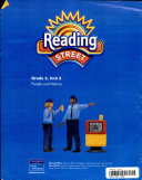 Reading Street: . Teacher's ed., unit 3