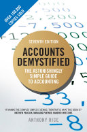 Accounts Demystified