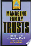 Managing Family Trusts