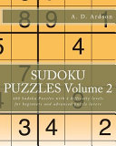 Sudoku Puzzles Volume 2