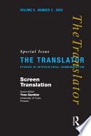 Screen Translation