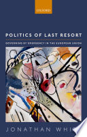 Politics of Last Resort Book PDF