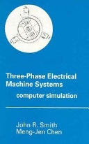 Three phase Electrical Machine Systems