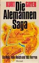 Die Alemannen-Saga