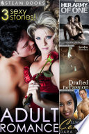 ADULT ROMANCE   3 Sexy Stories