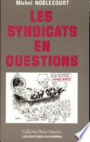 illustration Les syndicats en questions