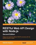 Restful Web API Design with Node Js  Second Edition