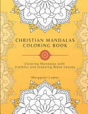 Christian Mandalas Coloring Book