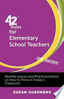 42 Rules for Elementary School Teachers  2nd Edition