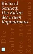Die Kultur des neuen Kapitalismus